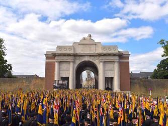 Islanders 'honoured' to attend Ypres pilgrimage