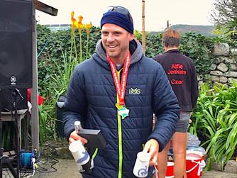 Last Tresco Triathlon won by island local