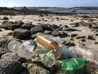 Beach clean group to sail Atlantic on Scilly plastic