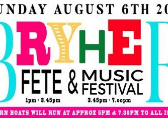 Weather expected to stay dry for Bryher fete