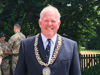 Robert Francis remains Chairman of Scilly's Council