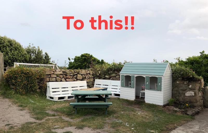 St Martin's base after!