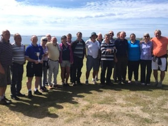 Isles of Scilly golfers beat Cape Cornwall