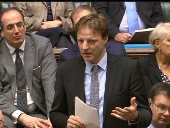 Derek Thomas MP: 'I've stuck to my commitments'