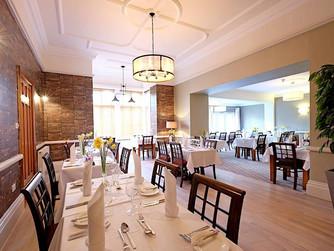 St Mary's Hall restaurant awarded AA Rosette
