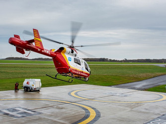 Islanders asked for Air Ambulance appeal ideas