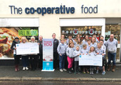 Local Clubs benefit from Co-op fund