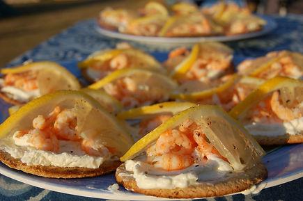 St Martins shrimpby Jemma Lessware