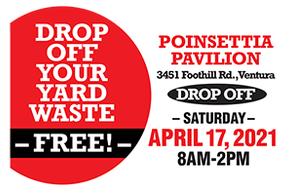 Yard Waste Drop Off - Saturday Apr 17 - 8 to 2