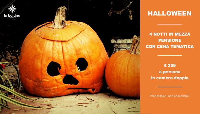Halloween - Vacanze da brivido sull'Altopiano