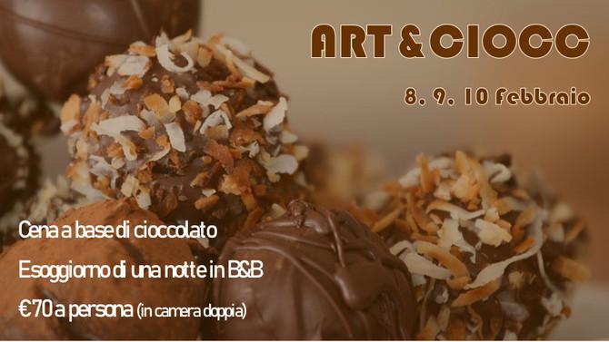 Art&Ciocc - Il Tour dei Cioccolatieri