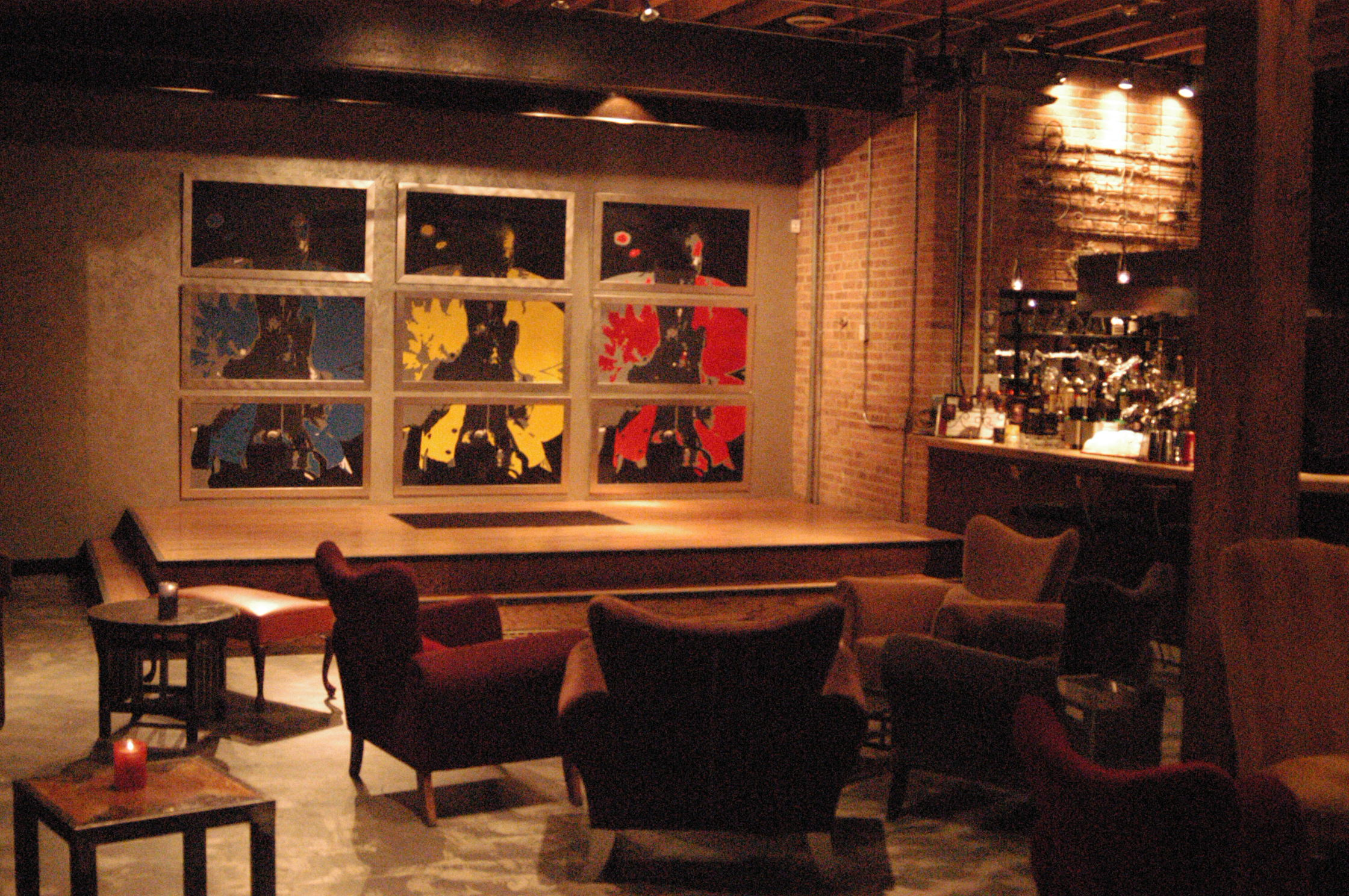 """The District Nightclub"" in Chicago"