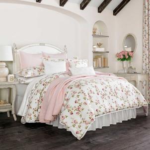 Chambre romantique rustique
