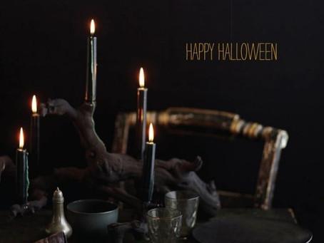 Une décoration d'Halloween chic et tendance