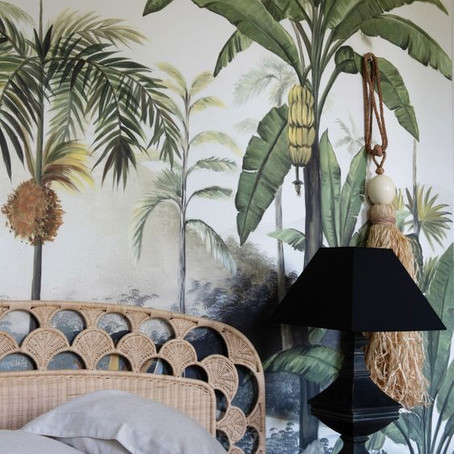 Le style tropicale