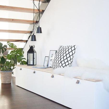 Comment aménager l'espace sous un escalier ?