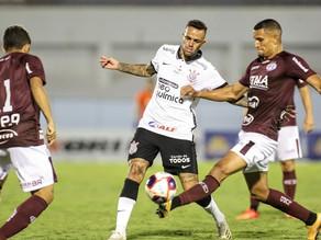 Corinthians sofre virada da Ferroviária e perde a invencibilidade no Paulistão