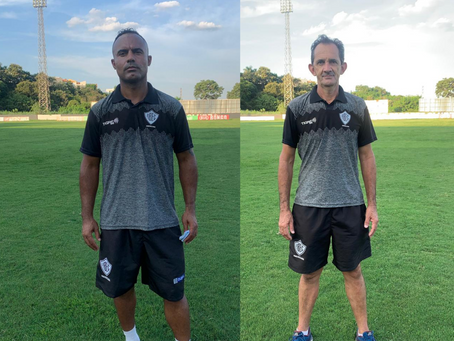 Rio Branco troca Auxiliar Técnico, com passagem pelo futebol chinês e apresenta novo Massagista