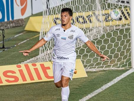 Santos vence Corinthians e fica mais perto da Libertadores