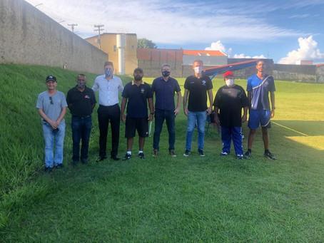 Diretores do Rio Branco visitam projeto em Araras