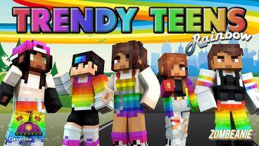 Trendy Teens Rainbow