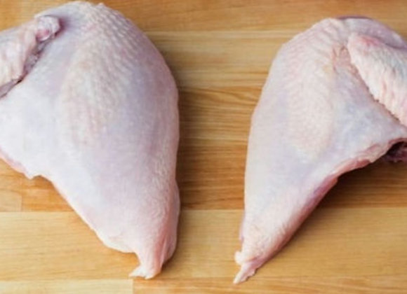 2 x Chicken Breast Quarters