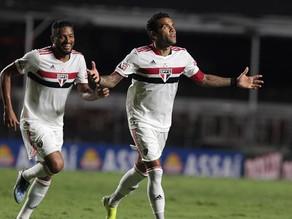 Na retomada do Paulistão, São Paulo joga bem e goleia o São Caetano