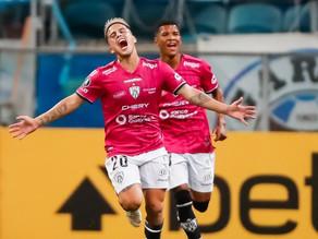 Grêmio perde denovo e dá adeus a Copa Libertadores