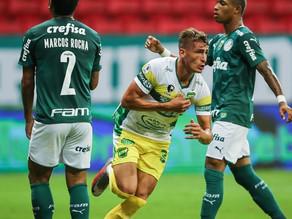 Nos pênaltis, Palmeiras perde o título da Recopa Sul-Americana