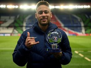 Com Neymar eleito melhor em campo, PSG se classifica para semifinal da Champions League