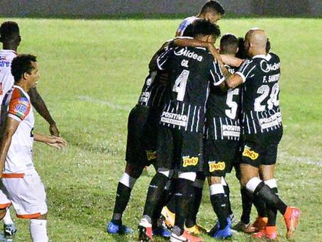 Corinthians goleia Salgueiro-PE e avança para próxima fase da Copa do Brasil
