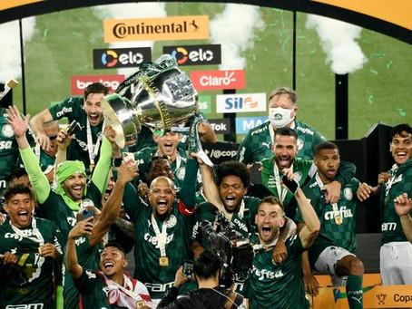 É CAMPEÃO! Palmeiras vence o Grêmio e conquista Tetra da Copa do Brasil