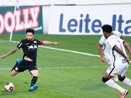 RB Bragantino e Corinthians empatam sem gols no Campeonato Paulista