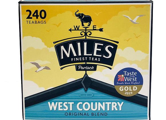 DJ Miles Tea Bags