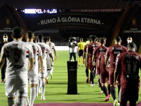 Após desclassificação do Peñarol, São Paulo será cabeça de chave na Copa Libertadores