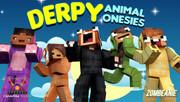 Derp Animal Onesies