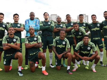 Palmeiras divulga lista de inscritos para Recopa Sul-Americana