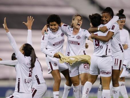 Ferroviária vence América de Cali e conquista Bicampeonato da Copa Libertadores Feminina