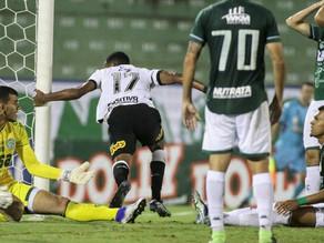 Corinthians vence Guarani e se mantém invicto no Campeonato Paulista
