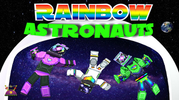 Rainbow Astronauts
