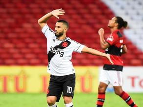 Vasco vence Flamengo, após jejum de 17 partidas