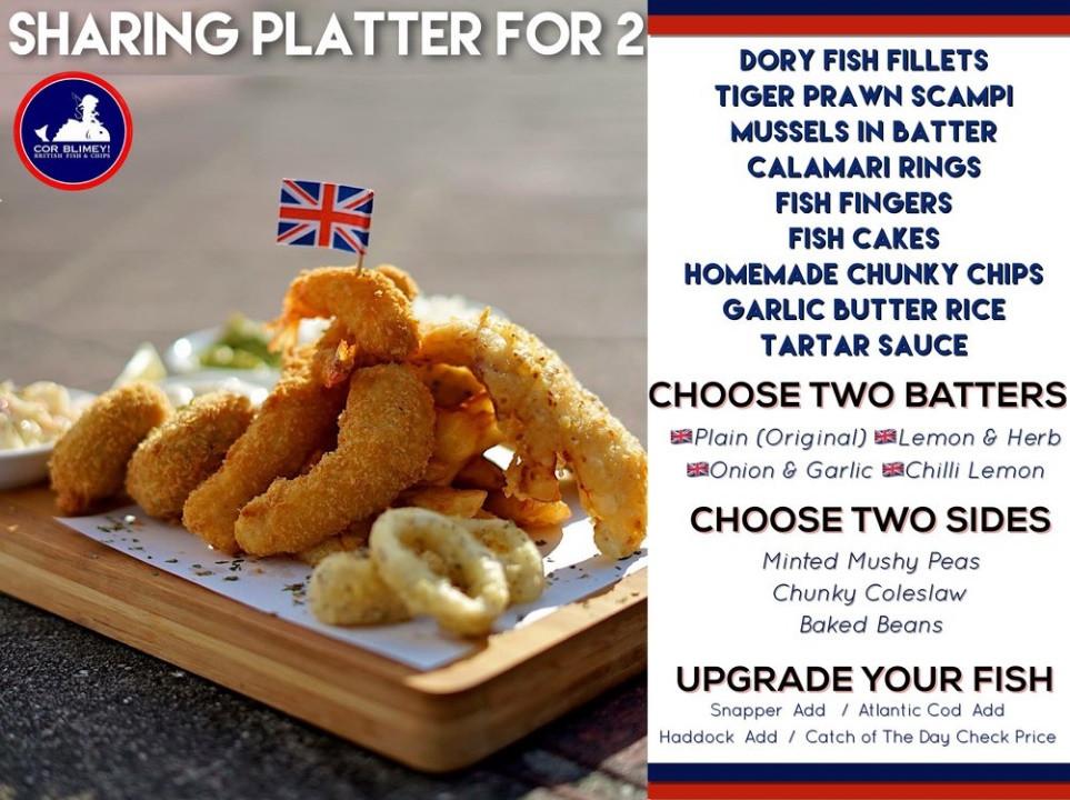Cor Blimey! Fish & Chips