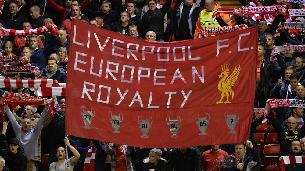 Liverpool FC Champions League