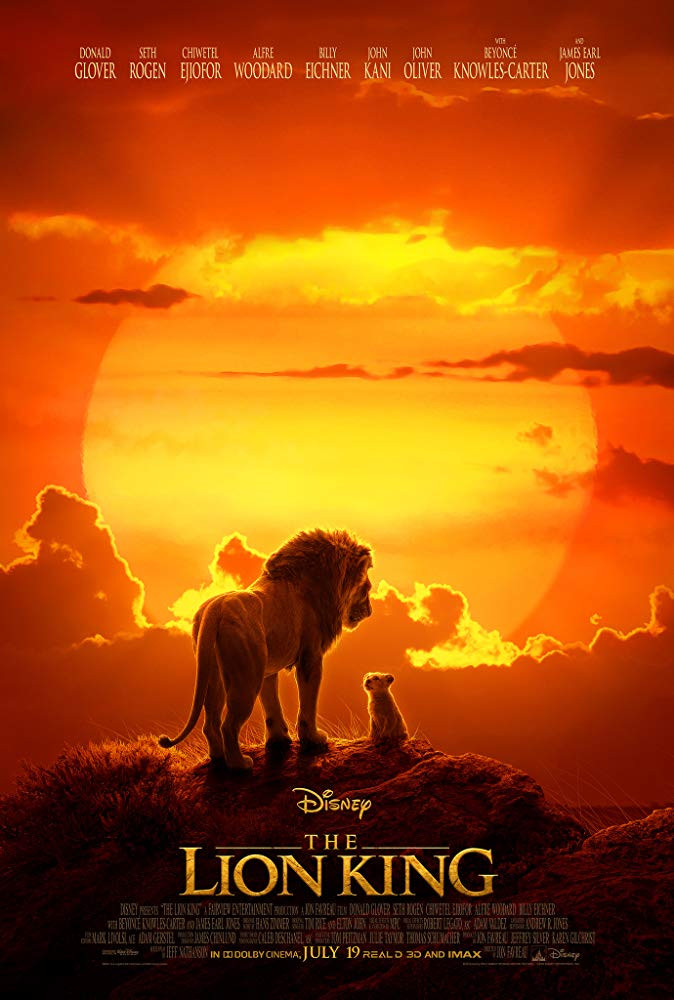 e-Caroline.com | The Lion King (2019)
