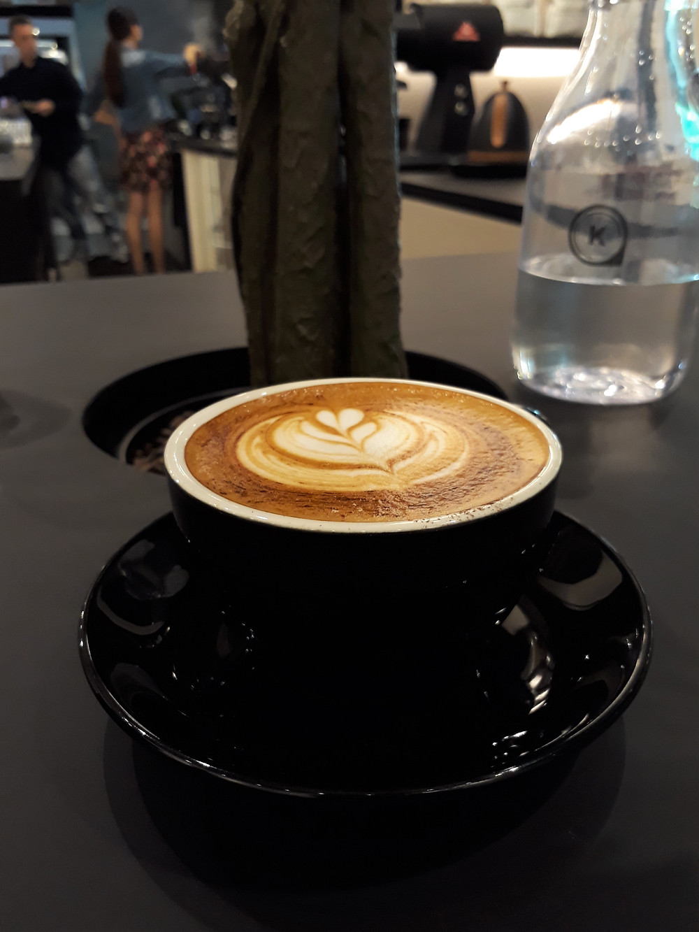 e-Caroline.com | The Perfect Brew at Kairos Specialty Coffee