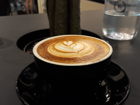 The Perfect Brew at Kairos Specialty Coffee