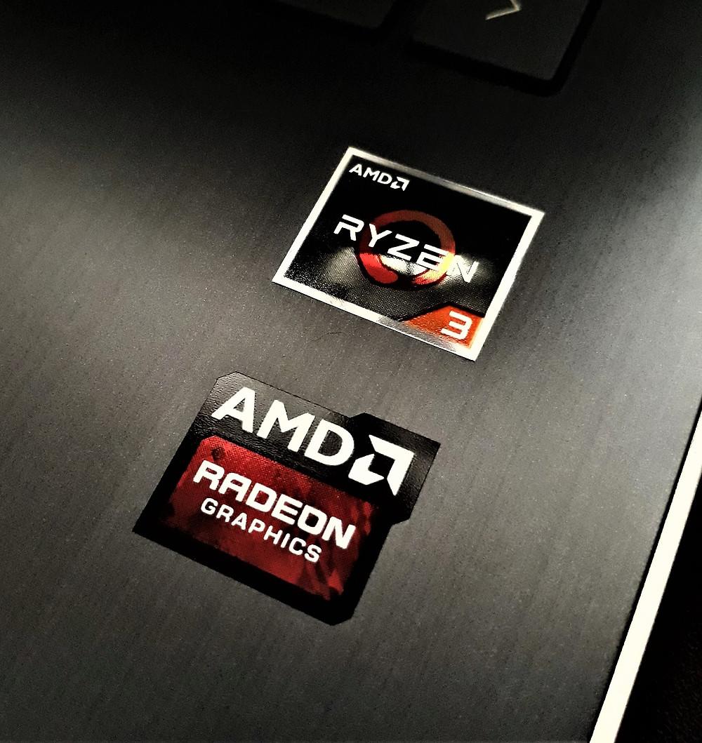 AMD branding