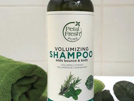 Petal Fresh Pure Rosemary & Mint Volumising Shampoo (PETA-Certified)