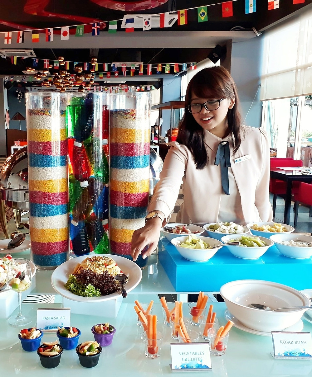 Sunday Hi-Tea at The View Cafe @ Best Western i-City Shah Alam