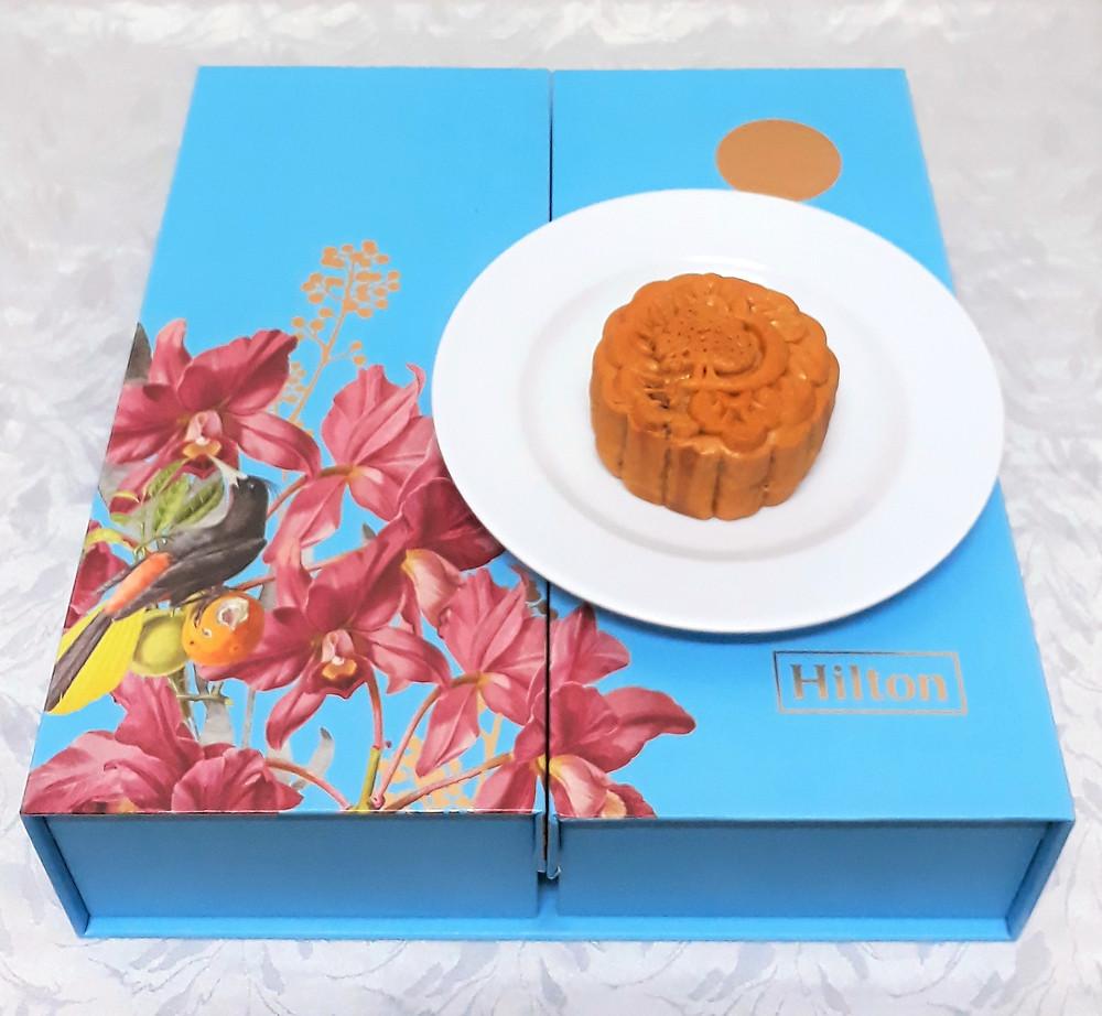 e-Caroline.com | Over the Moon About Hilton Hotels' Celestial Blooms Mooncakes